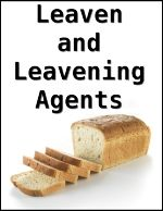 God uses leaven to symbolize sin, I Corinthians 5:1-8. Sin puffs us up and grows with in us spiritually just as physical leaven puffs up bread dough. God uses unleavened bread to symbolize a sinless life. God tells us we are to put leavening agents as well as any leavened product out of our homes by the First Day of Unleavened Bread and keep it out for seven days. We are not to eat leavened food during the Days of Unleavened Bread. Exodus 12:15-17; Exodus 13:6-7; and Leviticus 23:6-8. To…
