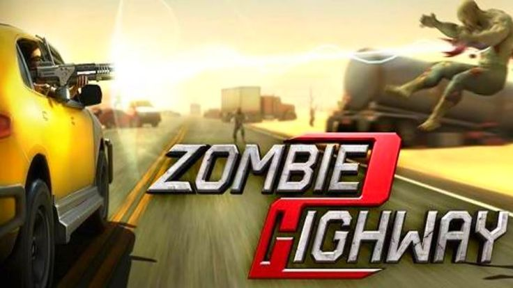 Zombie highway 2 game play on iPad tablet Awesome Gameplay