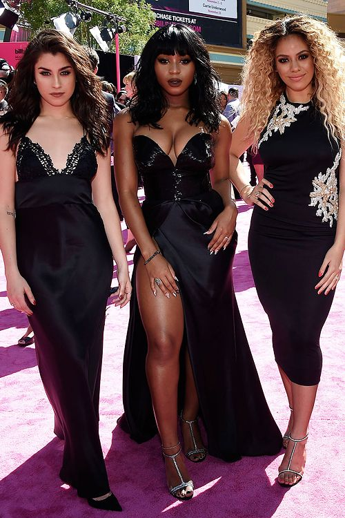 """ Fifth Harmony attend the 2016 Billboard Music Awards at T-Mobile Arena on May 22, 2016 in Las Vegas, Nevada. """