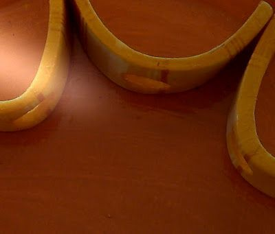 misirloumisirlou: CANDLE HOLDER - DIY