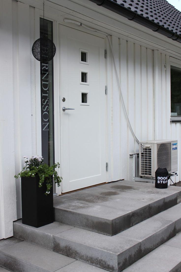 hus nr 5: Huset-exteriör