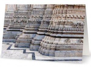 Jain Temple – Blank Card