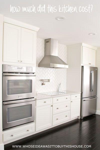 How Much Kitchen Remodel Glamorous Design Inspiration