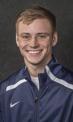 Name: Steele Johnson Sport: Diving