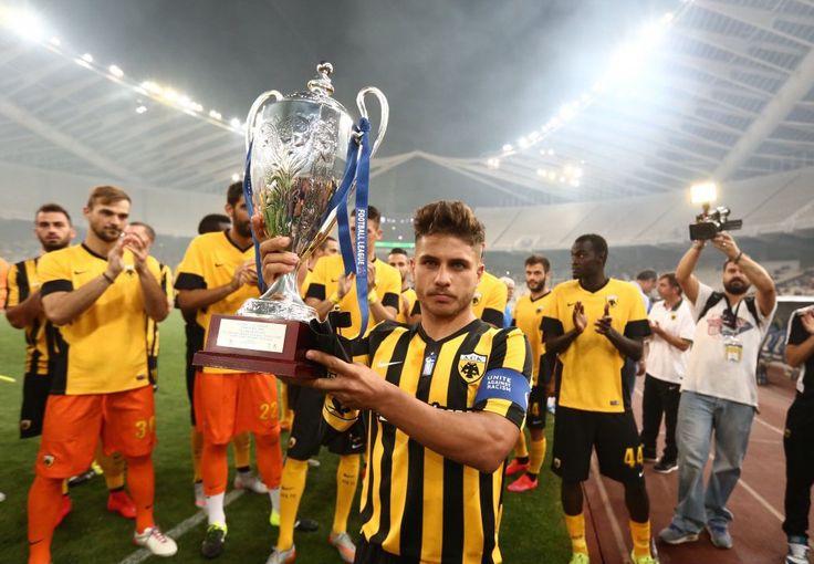 AEK FC, Championship Champions 2015