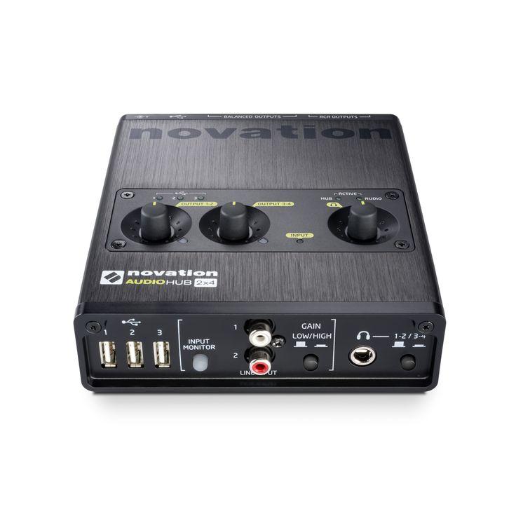 Novation Audiohub 2×4, scheda audio USB pensata per il DJ e Producer di musica elettronica. 2 ingressi e quattro uscite, oltre alla possibilità di collegare e alimentare altri tre dispositivi USB tramite hub USB 2.0 integrato. Controlla le tue superfici di controllo per Ableton come LaunchPad, LaunchControl e synth come il MiniNova. Bassissima latenza e […]