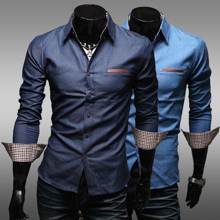 61 best Men's Shirts images on Pinterest   Dress shirts, Cheap ...