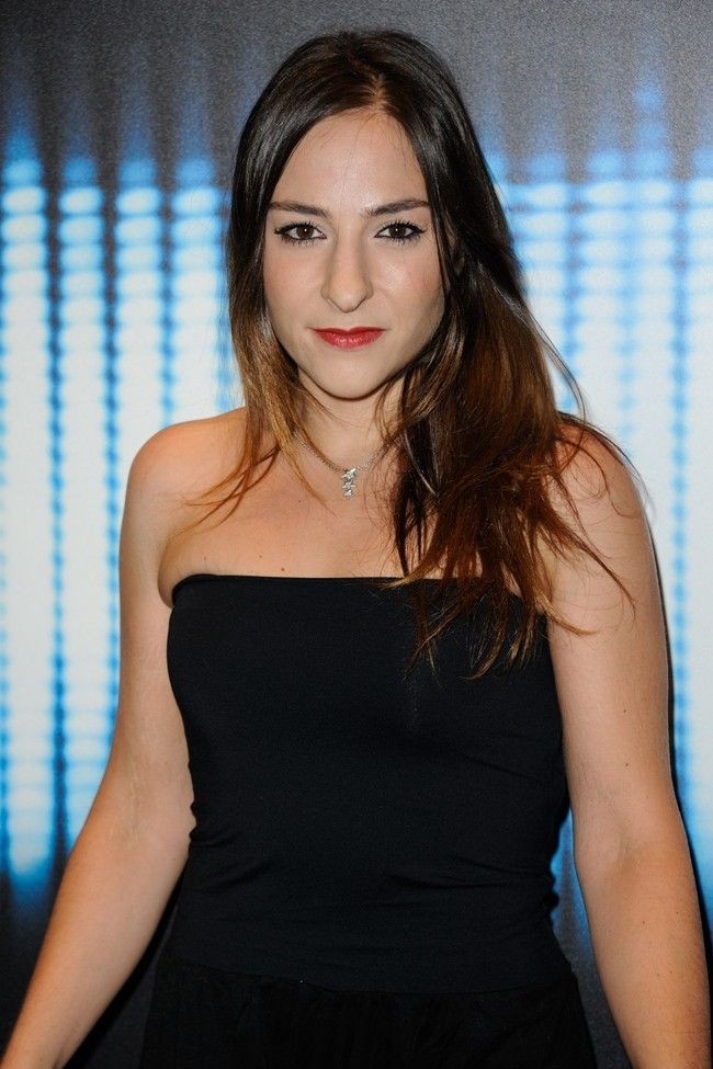 Marilou Berry, actrice Française