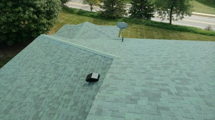 Best Brand Owens Corning Type Duration Shingle Color Chateau Green Shingle Shingle Colors Roof 400 x 300