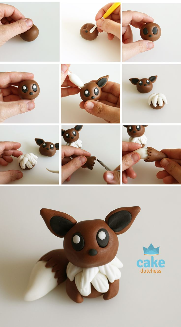Gotta catch 'm all? Pokemon Tutorials! - Cake Dutchess