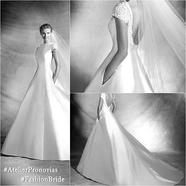 Свадебные платья от кутюр Atelier Pronovias эксклюзивно в #FashionBride ! #AtelierPronovias #PRONOVIAS #pronovias #fashion #girls #bride #realbride #bride #newcollection #collection #weddingday #weddingdress #wedding #dress #dream