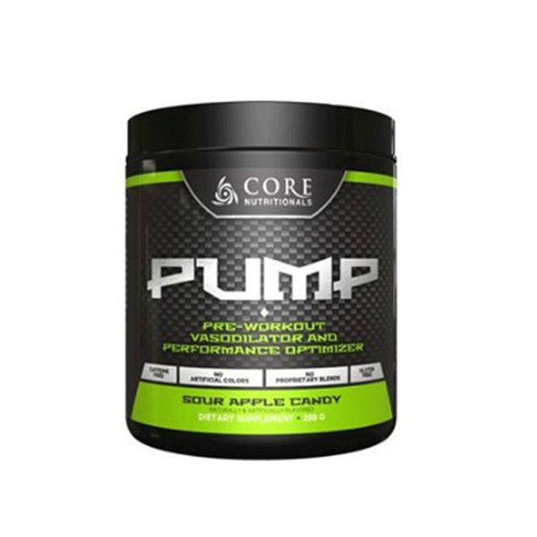 Core Nutritionals Pump - Second To None Nutrition