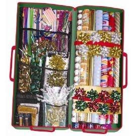 Keep your gift wrap like new and stop unnecessary wastage.- GIFT WRAP STORAGE BAG - Magnamail