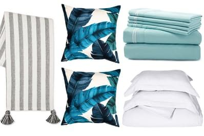 Design Your Bed for Under $100: Duvet Sets, Sheets & Pillows | Apartment Therapy