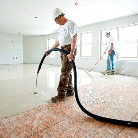 New Basement Floor Underlayment Options