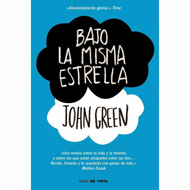 Libros con alma | Novela juvenil: Reseña: Bajo la misma estrella, John Green