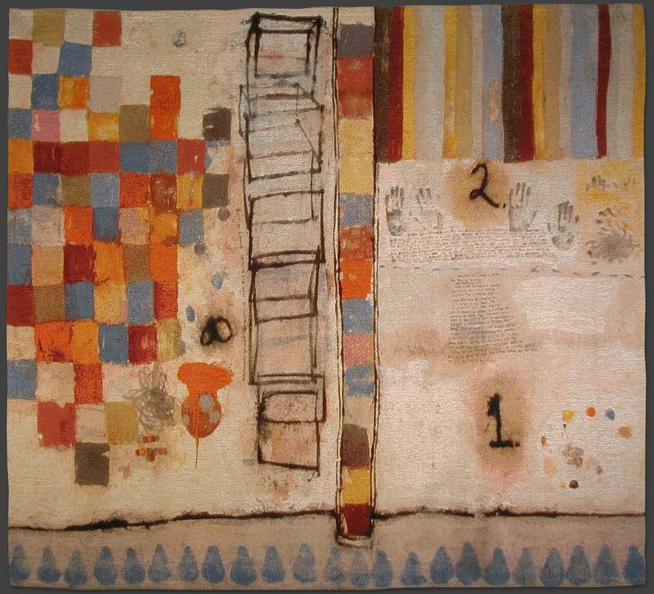 """Squeak Carnwath - """"Story of Painting"""""""