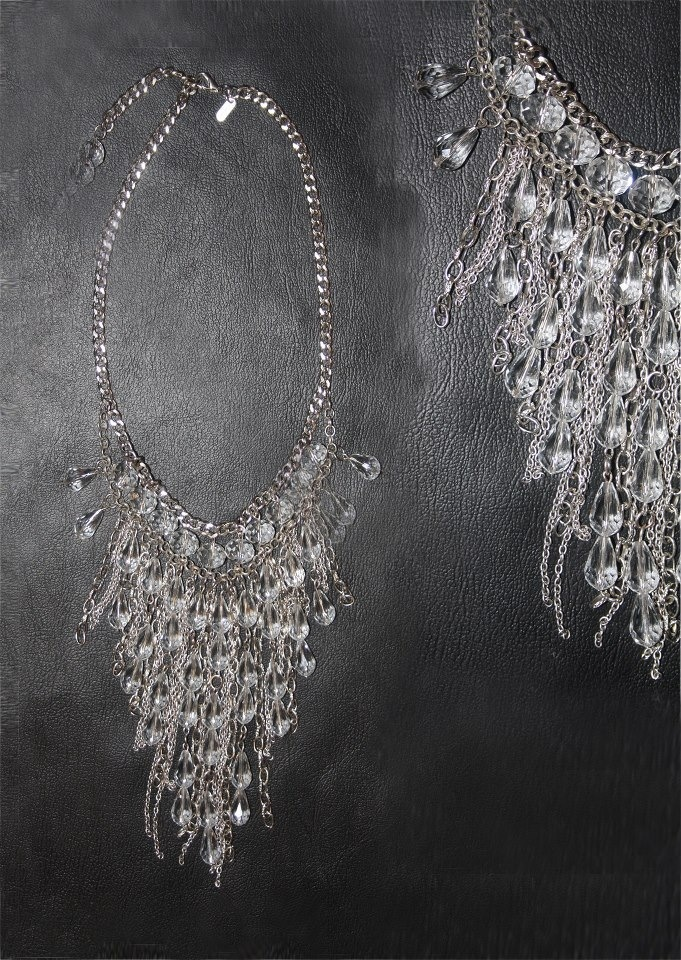 Necklace Laura For order and info: contact@intidharsaleh.com http://www.facebook.com/pages/Intidhar-Saleh/194611523977854?ref=hl