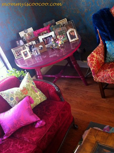 mommy is coo coo: 5 Tips for Creating Eclectic Style