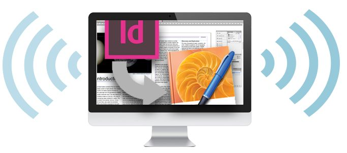 Don't miss our InDesign to iBA Converter Webinar on 19th February at 3pm GMT.