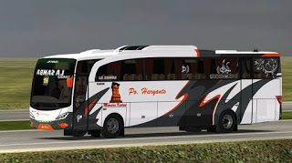 Free Download Mod Jetbus V3 Edit Hino RK8 at IFANBLOG
