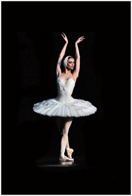 Svetlana Zakharova as Odette - Bolshoi Ballet