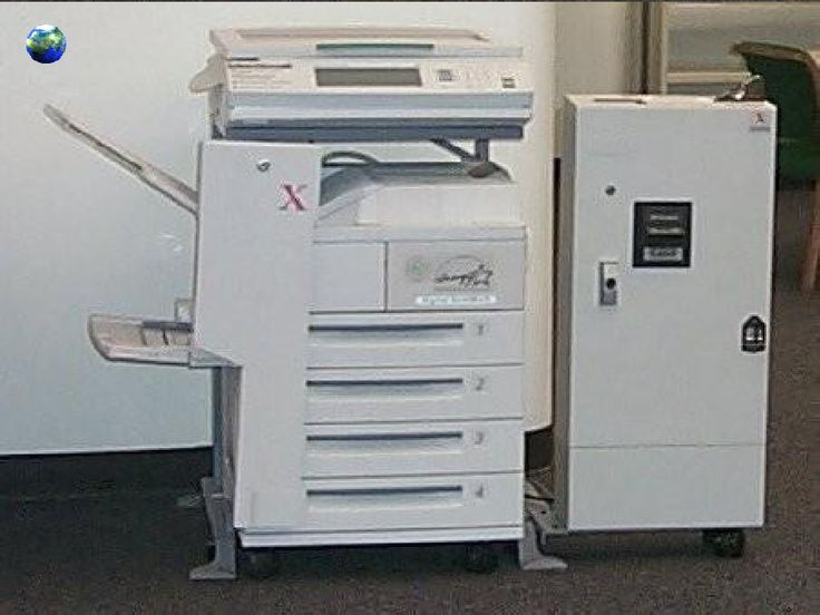 How Photocopier Works | Photocopier | Image Scanner