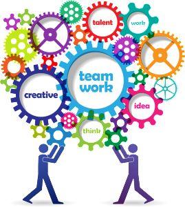 How to establish trust in a work team. #teamwork