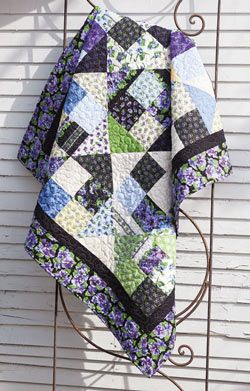 Patch Quilt Quilting And Full Of On Pinterest