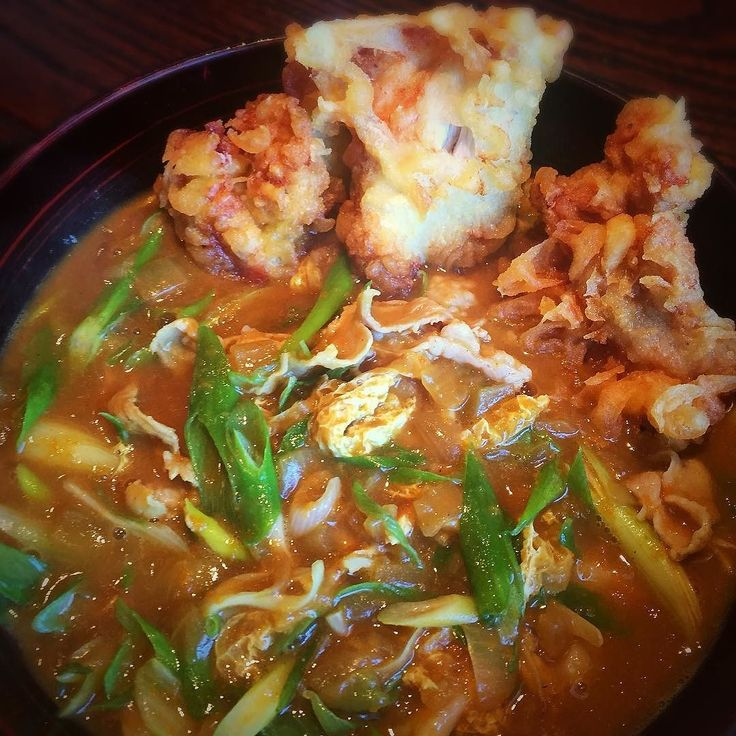 "For curry lover!! Curry Udon with Karage!! We make noodle made in house""Teuchi""!!  明治製麺のカレーうどんを是非お試しください手打ちの自家製うどんと絶妙に絡み合います  #meijiseimen  #bestnoodleoc #burpple #costamesa  #オレンジカウンティーで一番美味しいうどん"