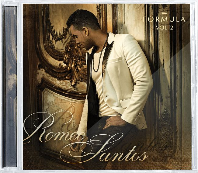 "I have unlocked the cover for ""Formula Vol. 2"" see it here!!!!!! I love you romeo santos!! Album comes out feb 25!!!"