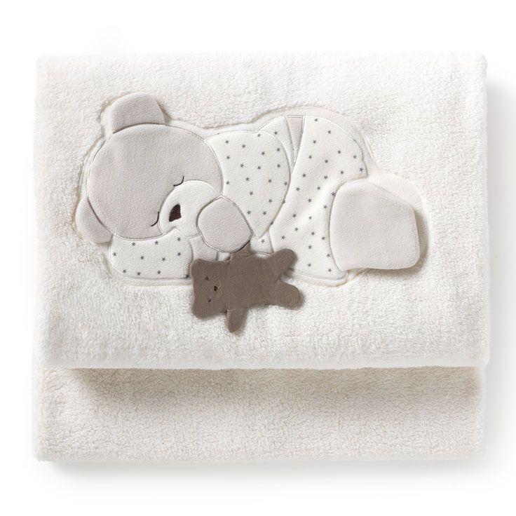 Dolci sogni per il tuo bambino con la morbida copertina Marypalid www.maryplaid.it
