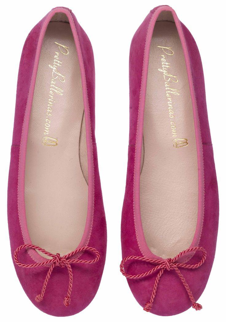 pretty ballerinas pink