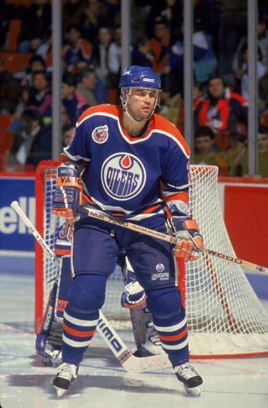 Unsung Craig Muni - Edmonton Oilers
