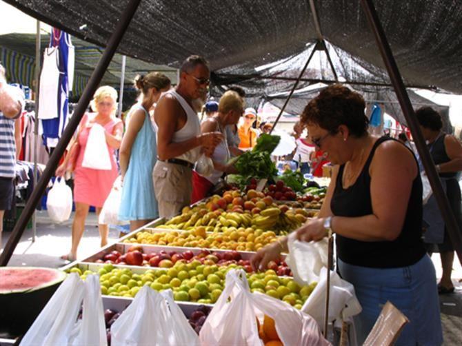 Torrevieja Friday market