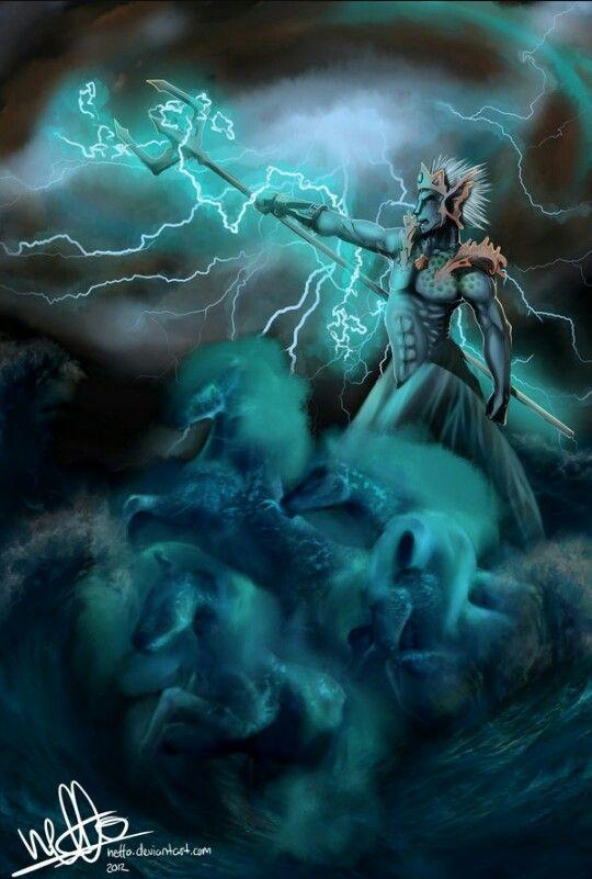 13 best Poseidon- God of the Sea images on Pinterest ...