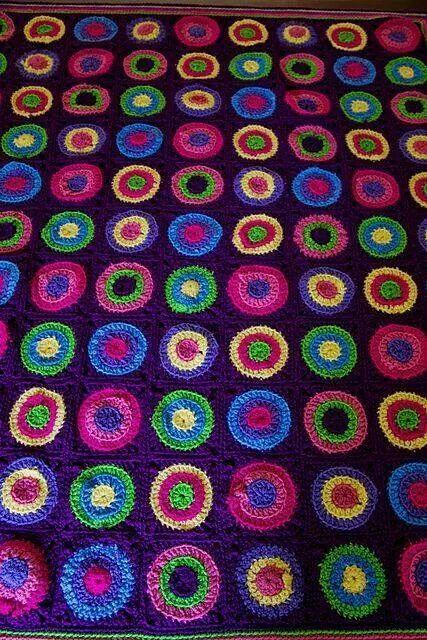 30 best Häkeldecken images on Pinterest | Crochet afghans ...