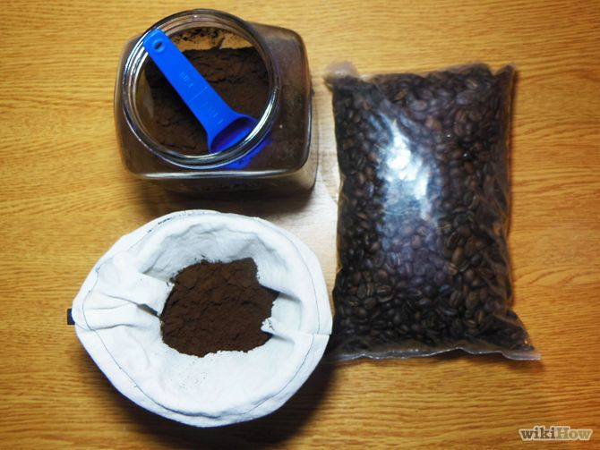 How to Make a Reusable Coffee Filter: 5 Steps (with Pictures)