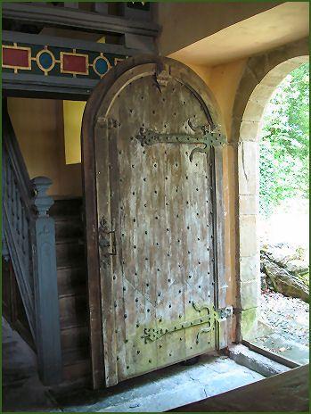 Gwydir Castle, Wales   Gwydir Uchaf Chapel
