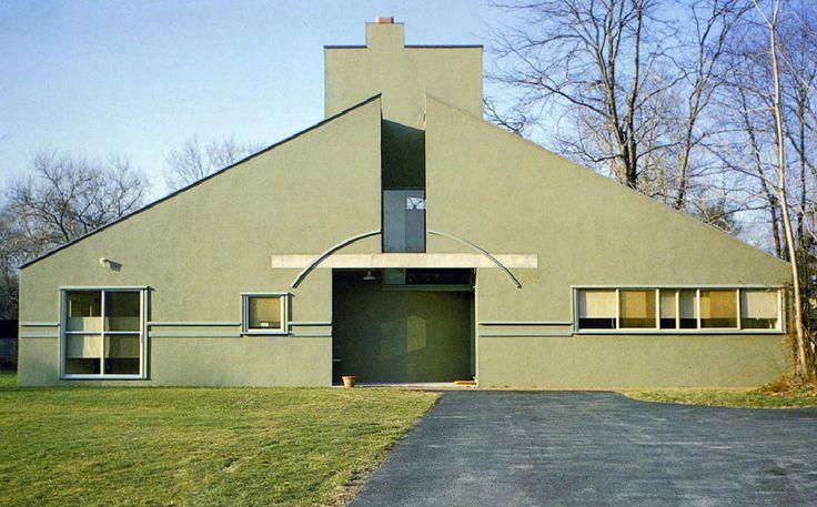 Galeria de Casa Vanna Venturi / Robert Venturi / IA+B - 1