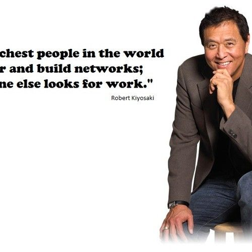 In this short talk Robert Kiyosaki tell us that we have two option: You can have job security or You can be Free. You can read more here: http://buildingabrandonline.com/eliaeclaudia/freedom-the-choic