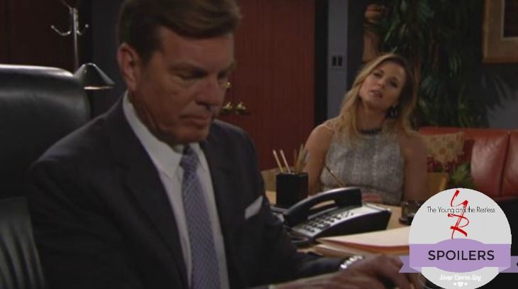 4-12-17 Burned twice Yes, Jack Abbott (Peter Bergman) could actually claim more than two times where Phyllis (Gina Tognoni) is concerned. But lets be generous to the lady who was once known as Red. Affiliate links included below. Thanks for your support!     Jack en