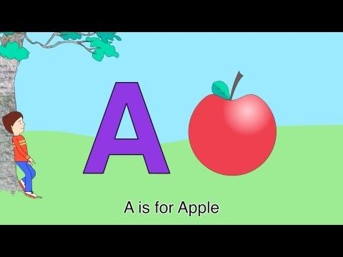 A really fun alternative to the traditional song- che k it out! Best ABC Alphabet Song (A is for Apple) - YouTube