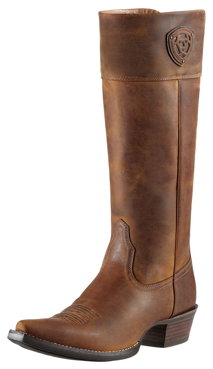 Ariat Chandler Brown Women's Western Fashion Boots 10011936, Lammle's Western Wear & Tack