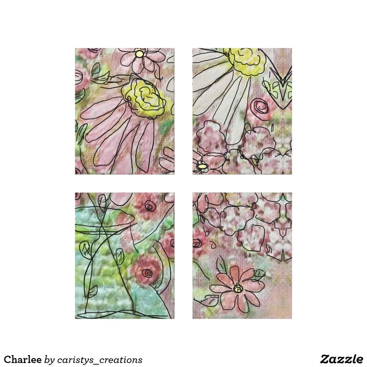Charlee Canvas Print