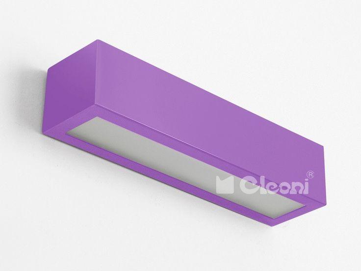 Lampy Cleoni  Nekla 50 Kinkiet - Cleoni - kinkiet nowoczesny    #design #promo #lamp #interior #Abanet #oświetlenie_Kraków #Cleoni  IC102f 1152K2