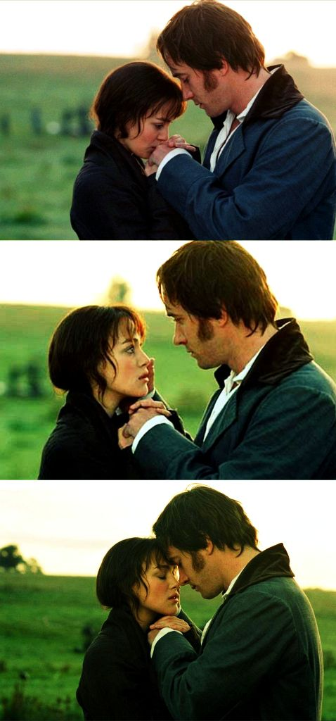 I already have a Pride and Prejudice board, but I love this couple SO MUCH I had to repin it onto my Love board. <3