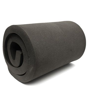 Only US$29.99, buy best 200x60x5cm Black High Density Seat Foam Rubber Replacement Upholstery Cushion Foam sale online store at wholesale price.US/EU warehouse.