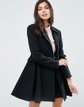 Women's Coats   Winter Coats, Parkas & Pea Coats  ASOS