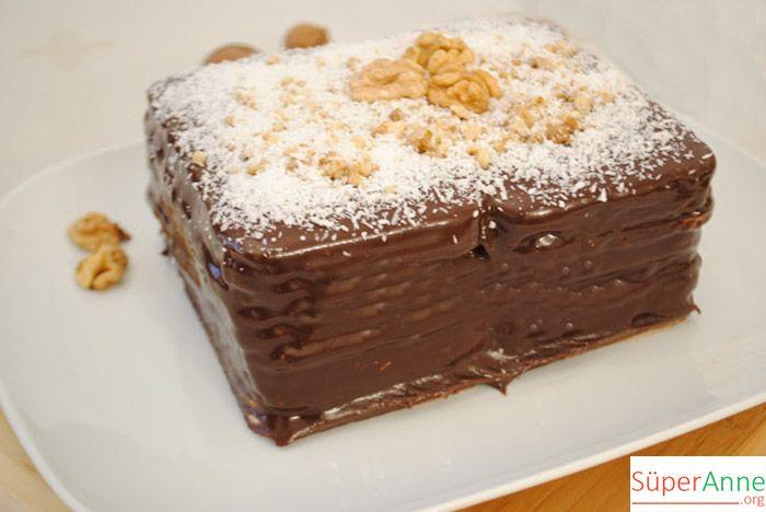 Kağıt Helva Pastası Tarifi | Süper Anneden Kolay Yemek Tarifleri